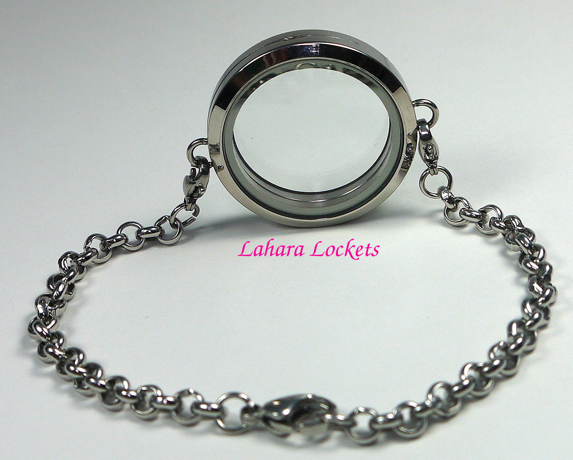 curb bracelet heart products locket antique link sterling lockets victoria