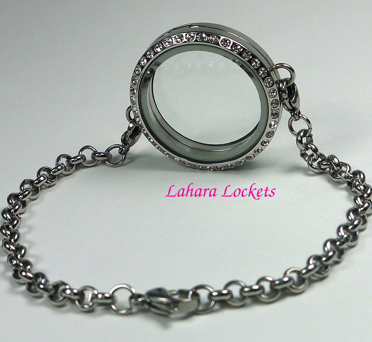 bracelet rose lockets products charms engraving stoney creek gold locket