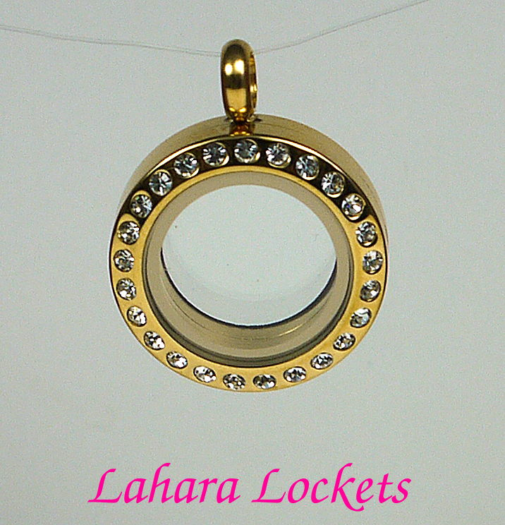 with photos two htm lockets holds children necklace yellow heart locket genuine diamond for gold small and shaped