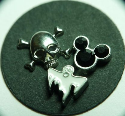 Halloween Floating Charms for Memory Lockets