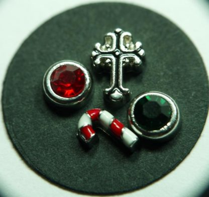 Christmas Floating Charms for Memory Lockets