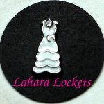 Wedding Dress Floating Charm