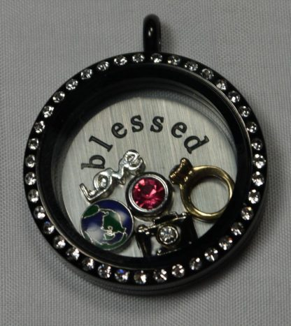 Engagement Memory Locket