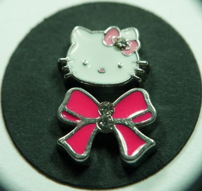 Hello Kitty Floating Charms for Memory Lockets