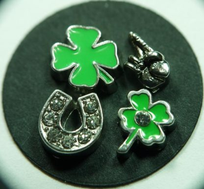 Good Luck Floating Charms for Memory Lockets